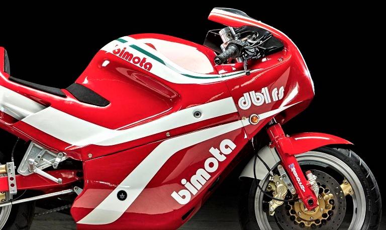 Bimota DB1 SR