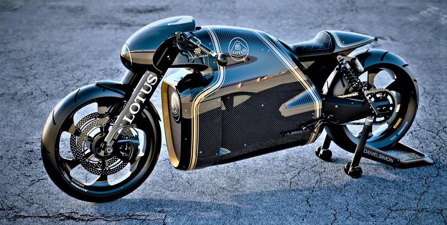 Lotus C 01