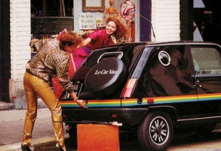 Renault 5 le car by Heuliez