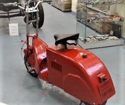 Fiat scooter prototipo