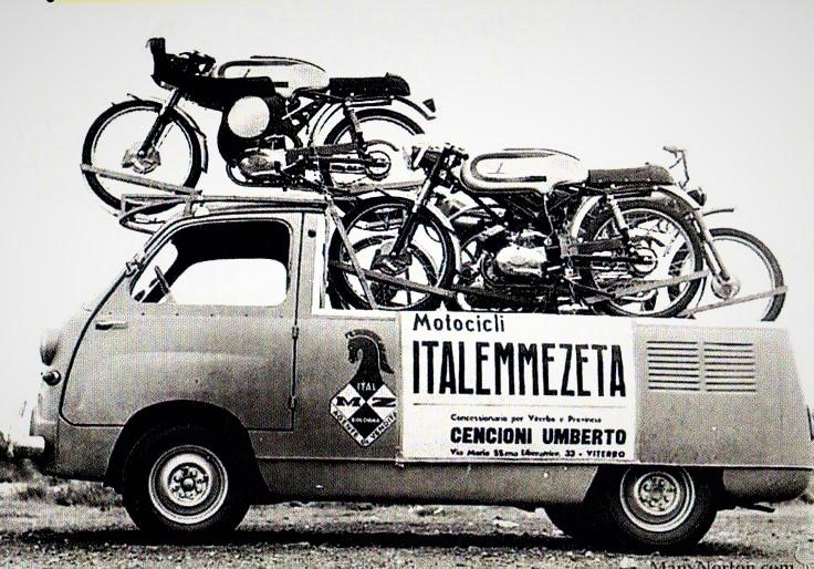 I furgoni vetrina