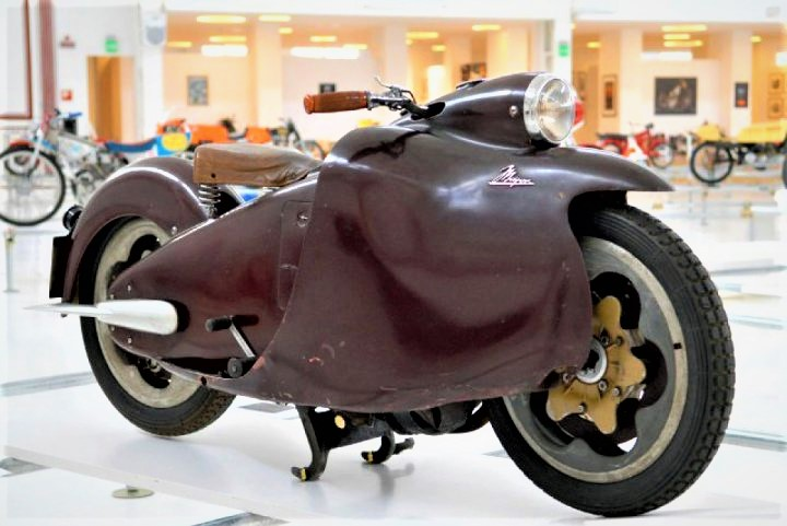 Moto Major 350