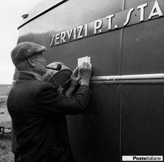 Poste e telegrafo i mezzi di locomozione
