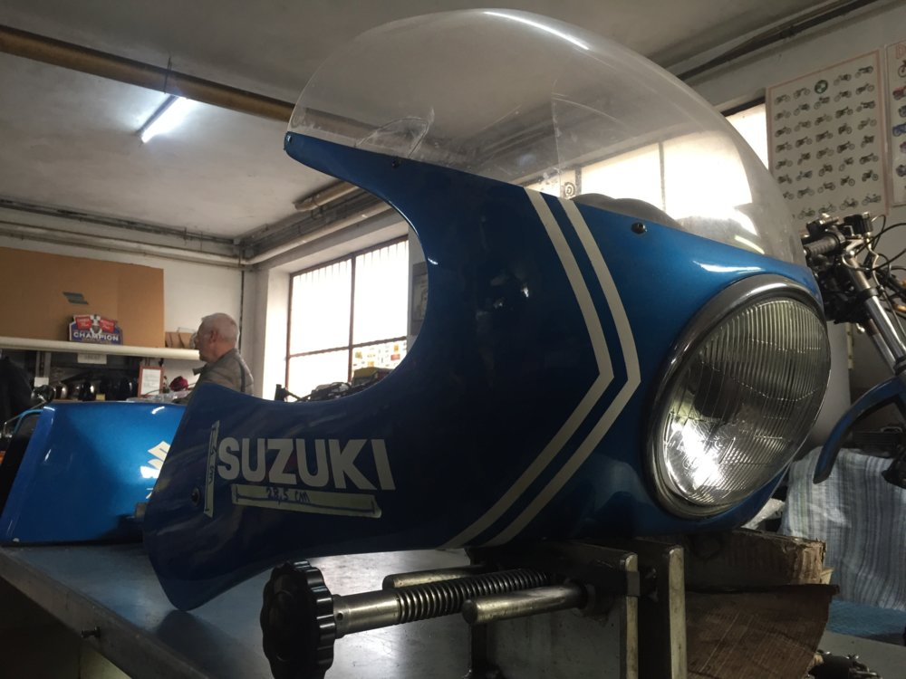 Suzuki GT 750 S Vallelunga