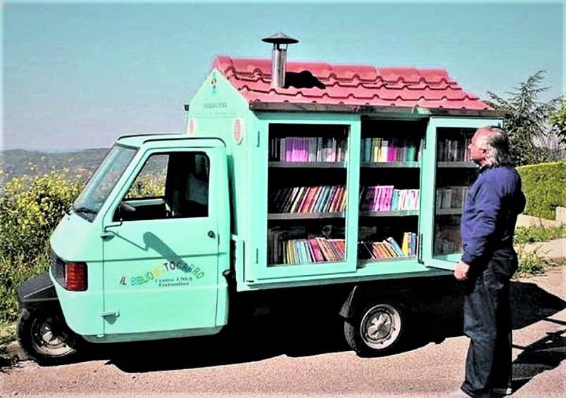 Le librerie erranti