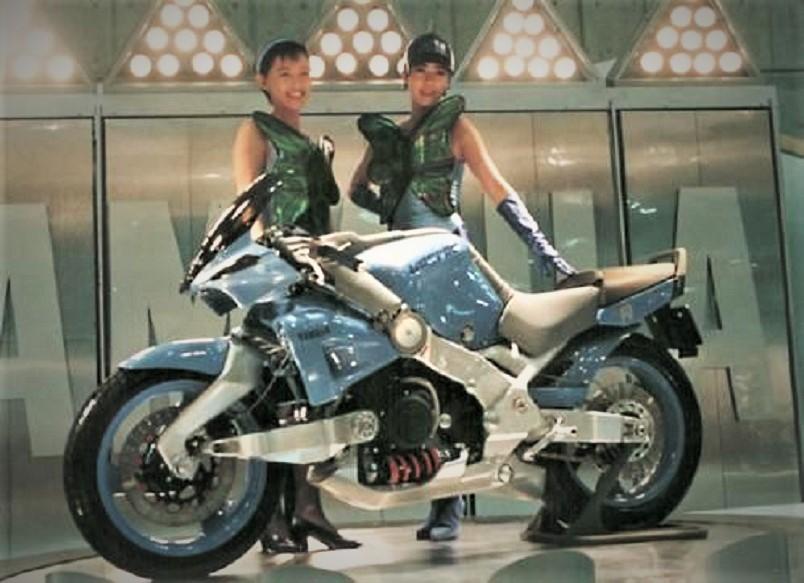 Yamaha Morpho