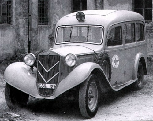 Autoambulanze vintage