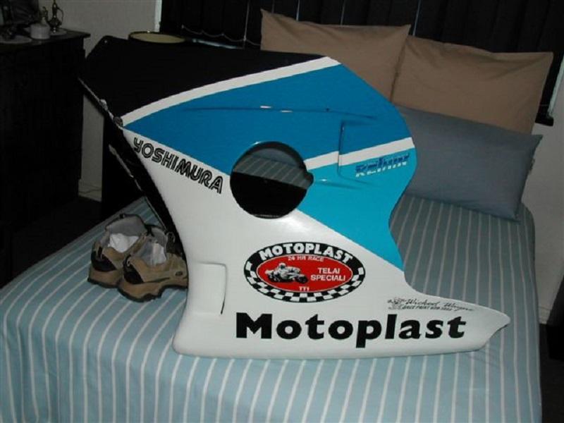 Motoplast parti artigianali per moto