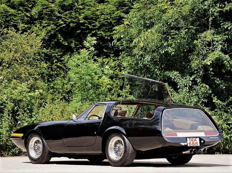 Ferrari 365 GTB/4 Daytona shooting brake del 1974