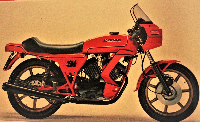 Moto Morini 500 6V