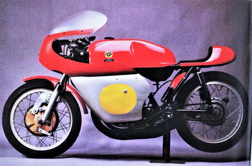 Bultaco350 lacopertina