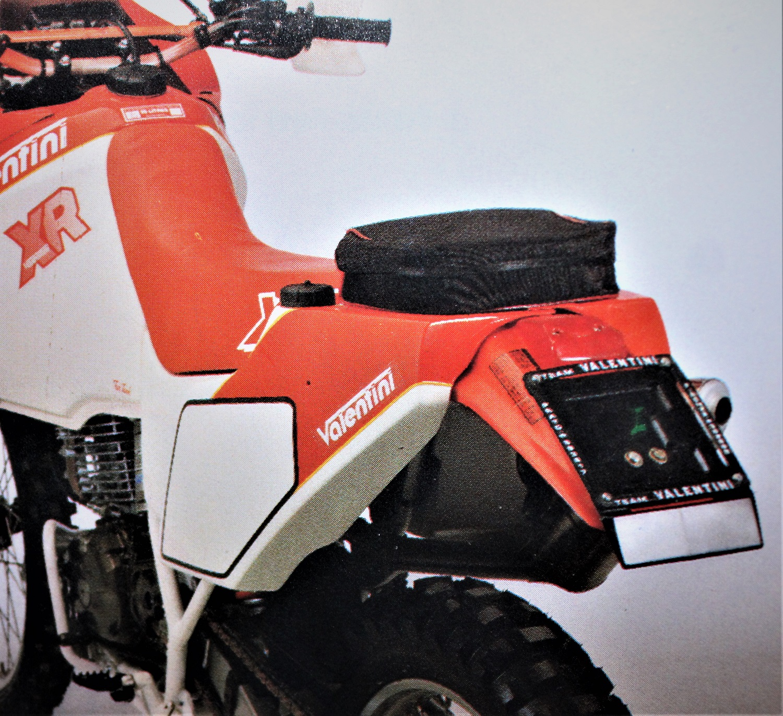 Honda XR 600 R Valentini