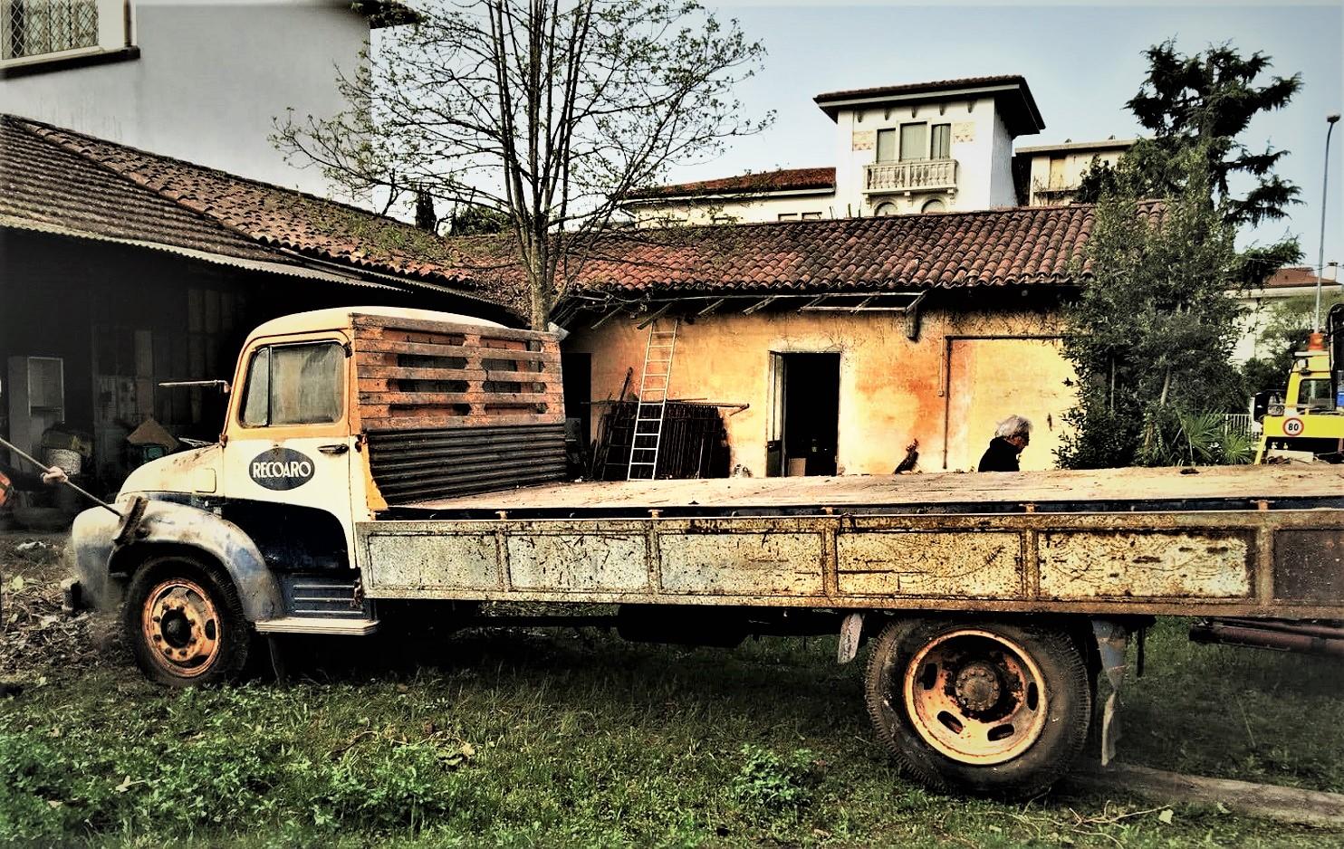 Il camioncino delle bibite