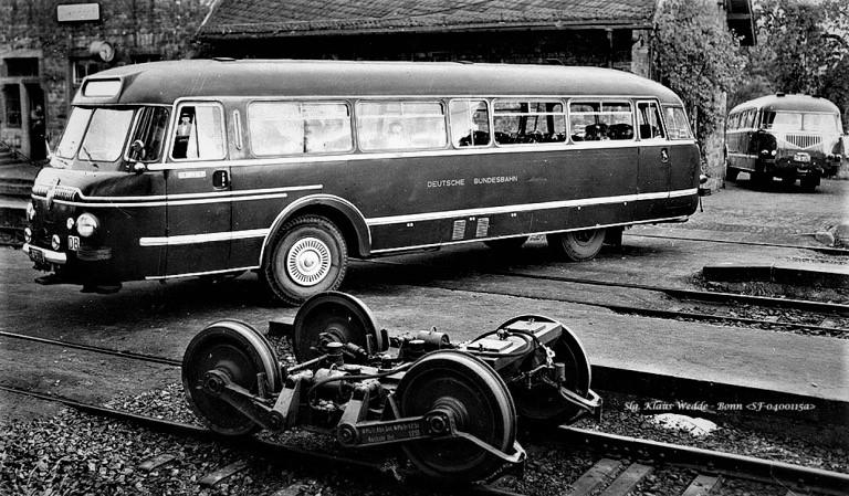 Veicoli multimodali vintage