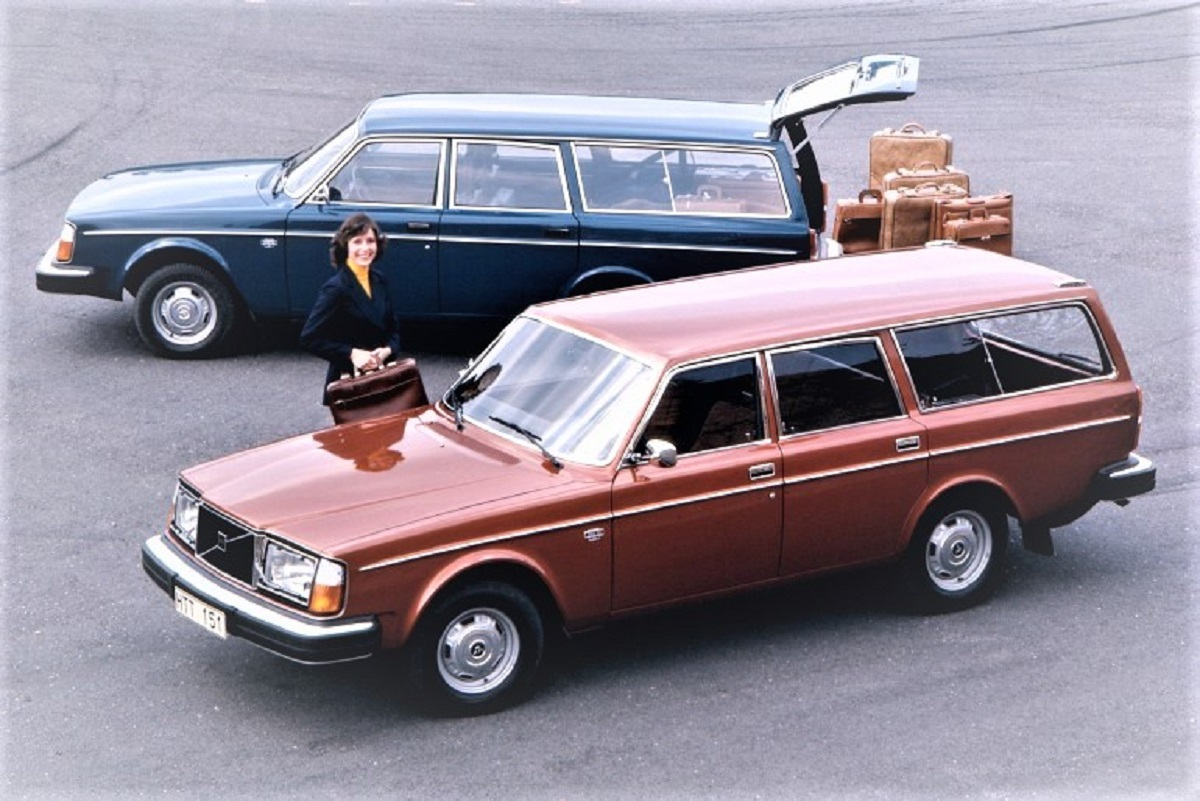 Volvo 760 station wagon turbo