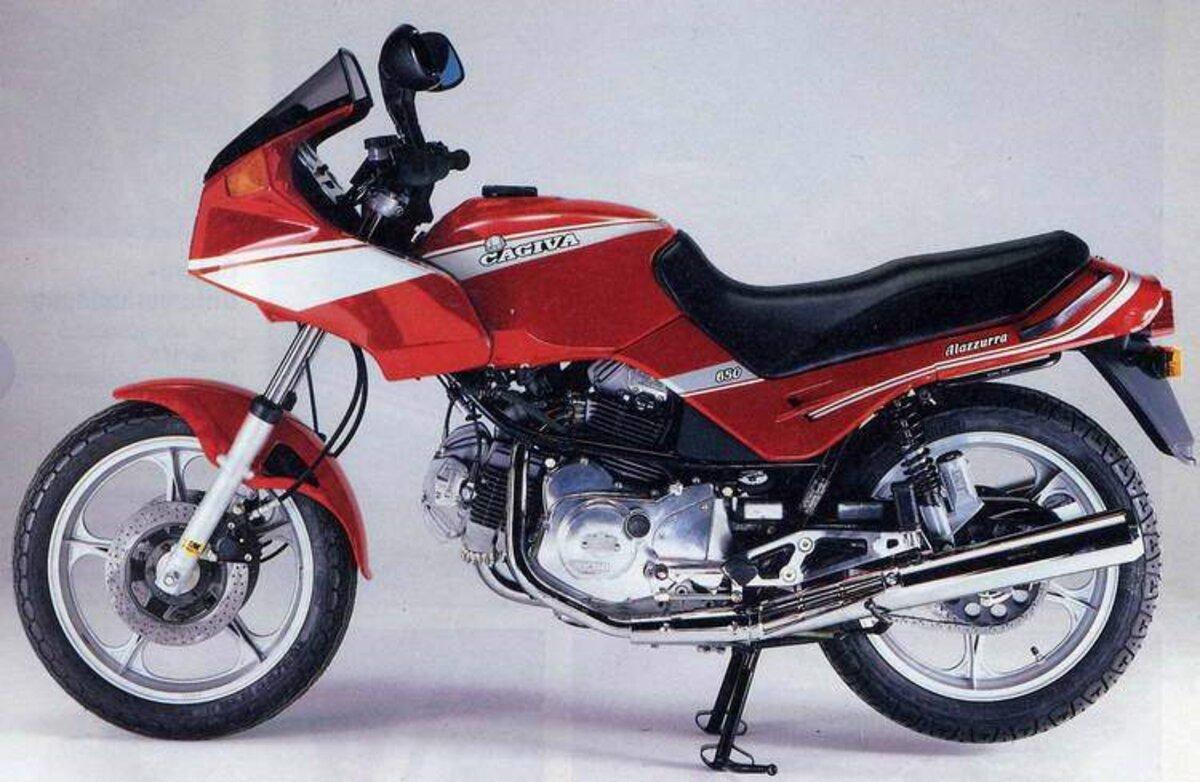Cagiva ALAZZURRA GT 650