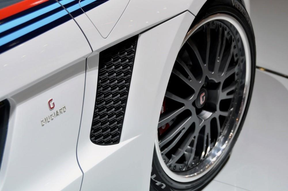 Giugiaro Brivido livrea Martini Racing