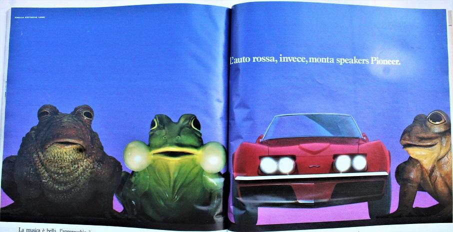"""La musica in auto, questa era fra le più belle e """"simpatiche"""" non potevo che metterla in copertina."""