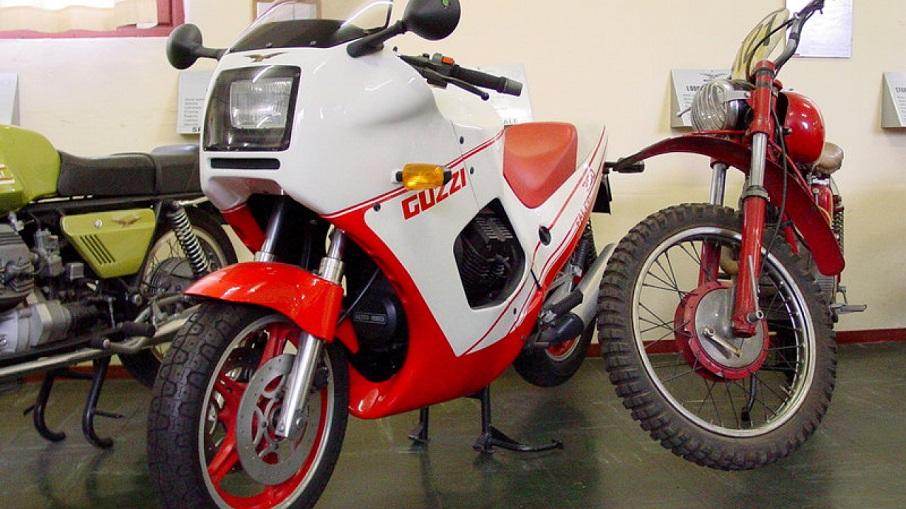 Moto Guzzi V35 Falco