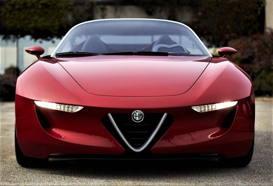 Alfa Romeo 2uettottanta