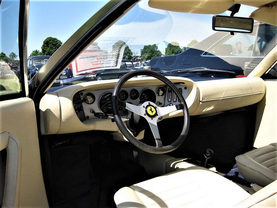 Marcello Gandini e la Ferrari 308 GT4