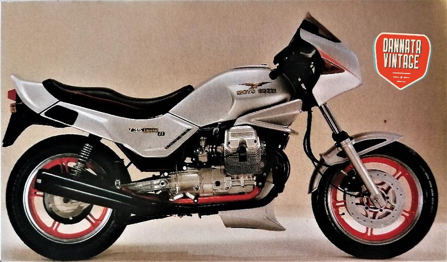 Suzuki GS 450 S, una Moto Guzzi avrà sempre un suo inconfondibile stile, a me piace tantissimo.