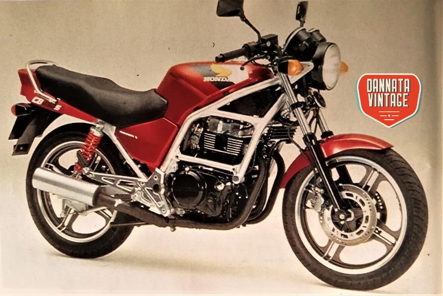 Suzuki GS 450 S, questa era forse una delle sue principali concorrenti sul mercato.