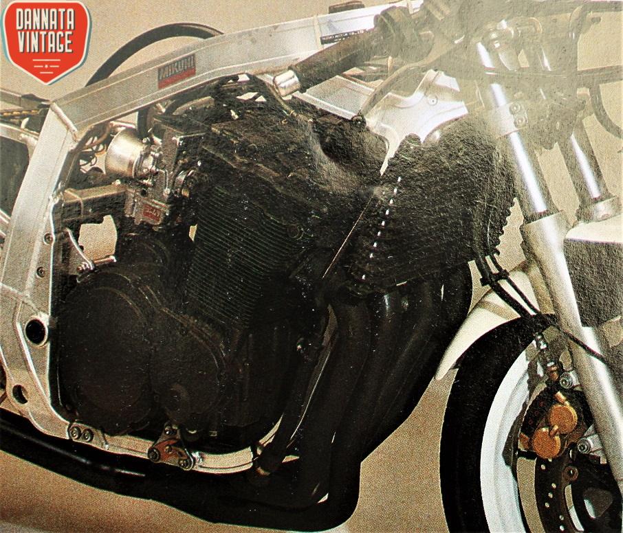 Suzuki GSX 1100 R Yoshimura
