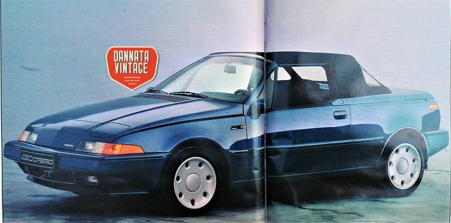 Volvo 480 cabrio