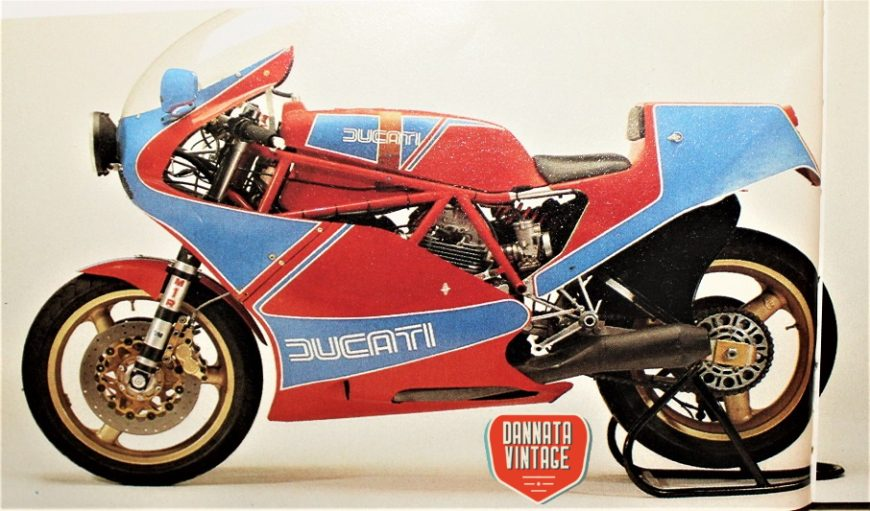 Ducati 750 Special 4