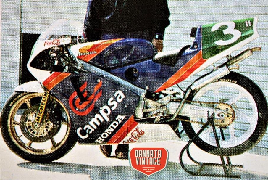 Motomondiale 250 cc 1988