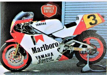 Motomondiale Classe 500 1988 1