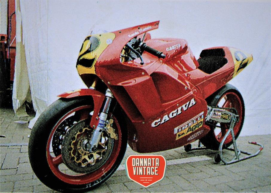 Motomondiale Classe 500 1988