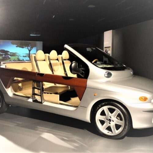 Fiat Multipla cabrio 2