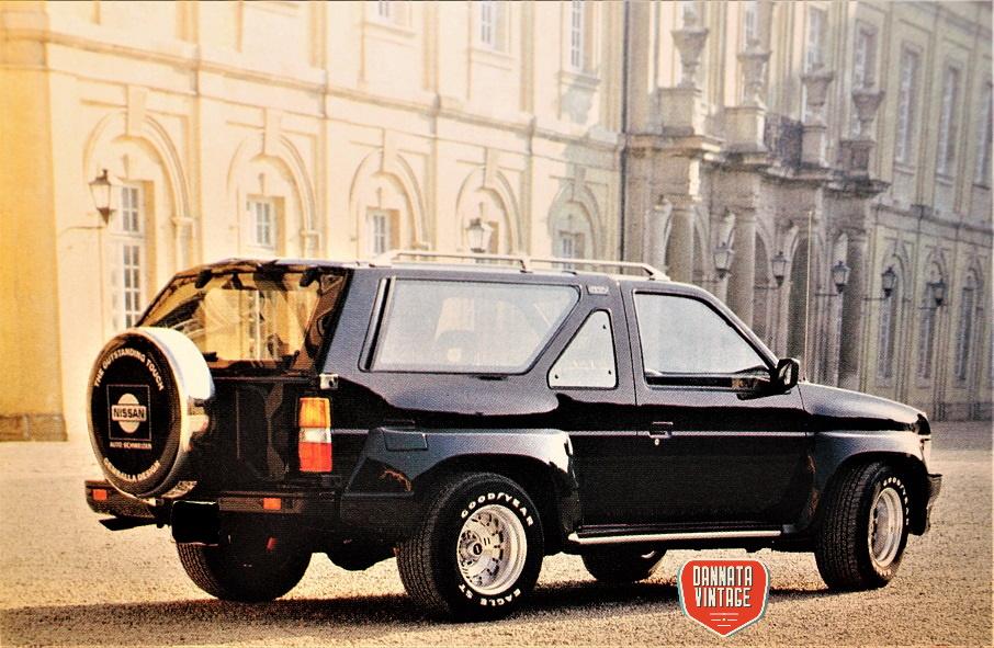 Gemballa Nissan Terrano