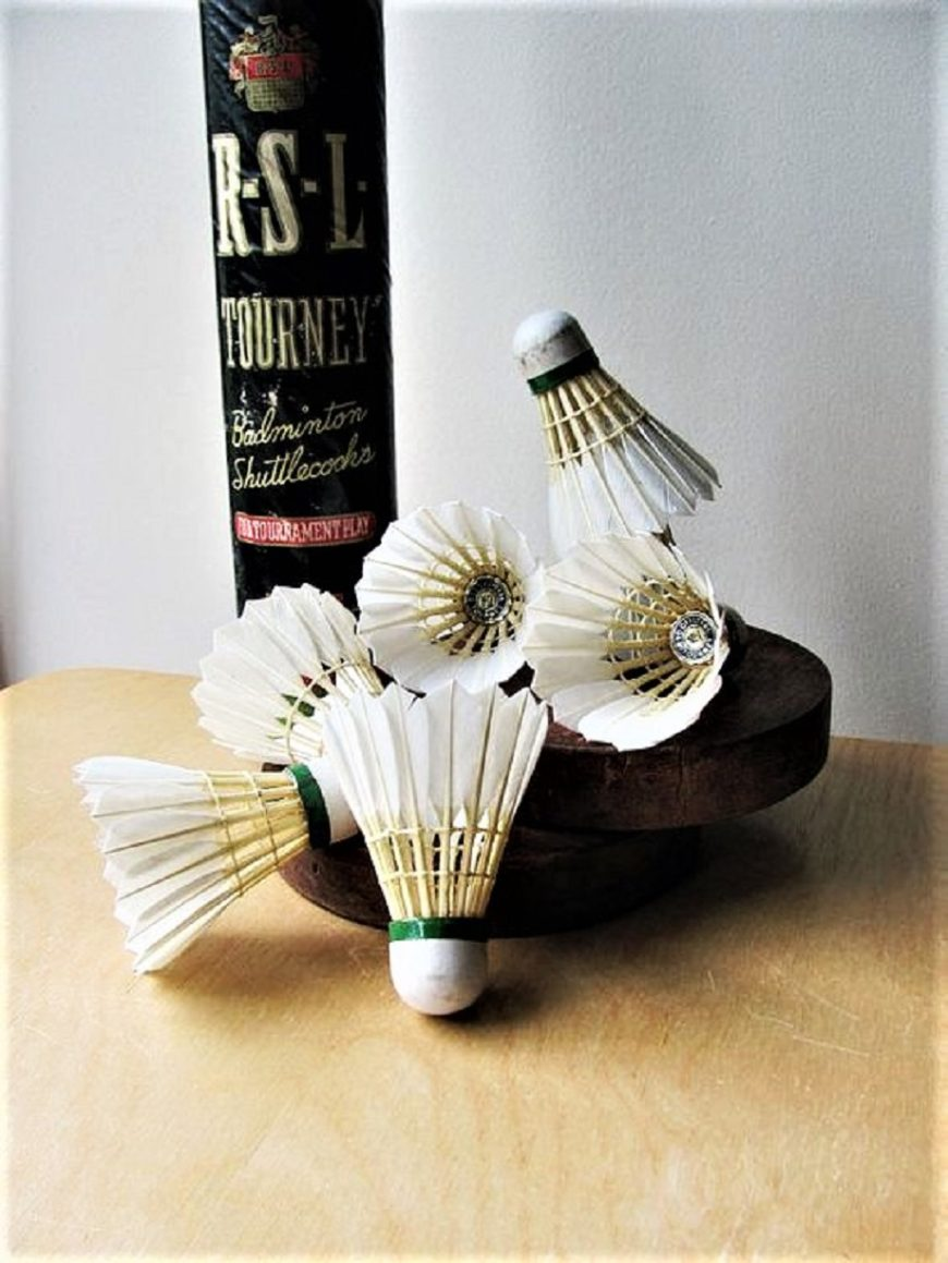 Set da badminton 2