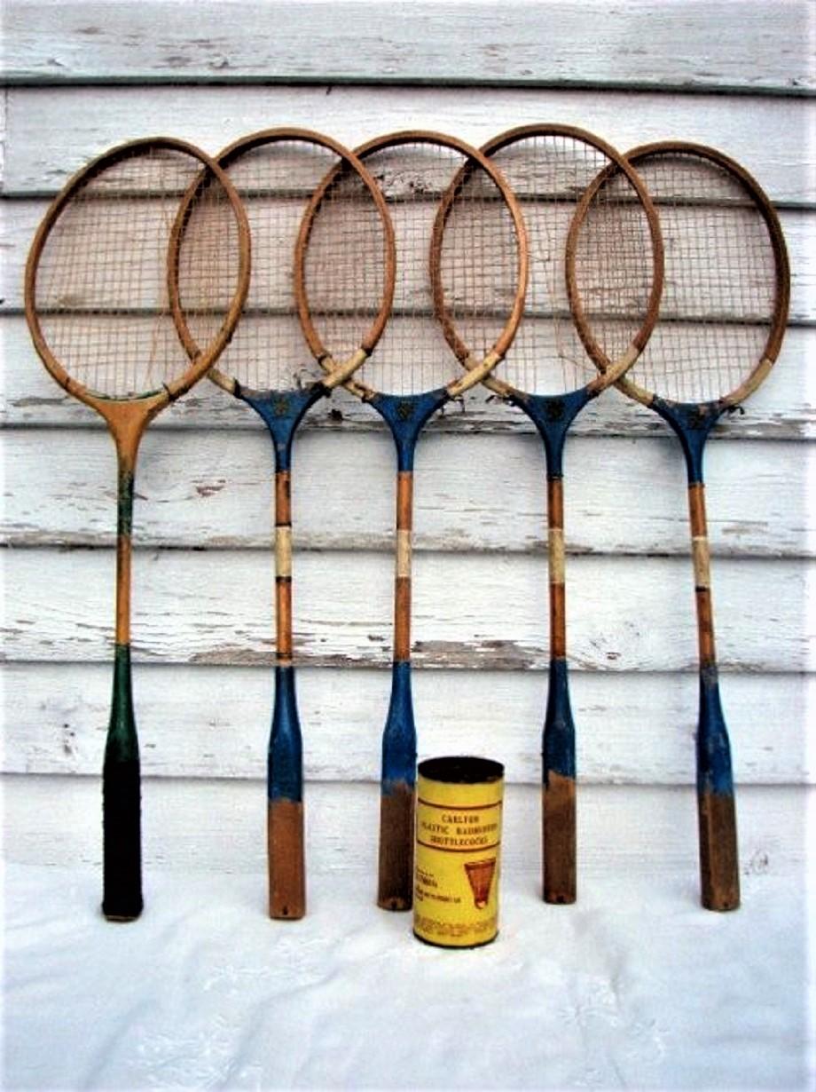 Set da badminton Quella che ho visto domenica era messa peggio di queste.
