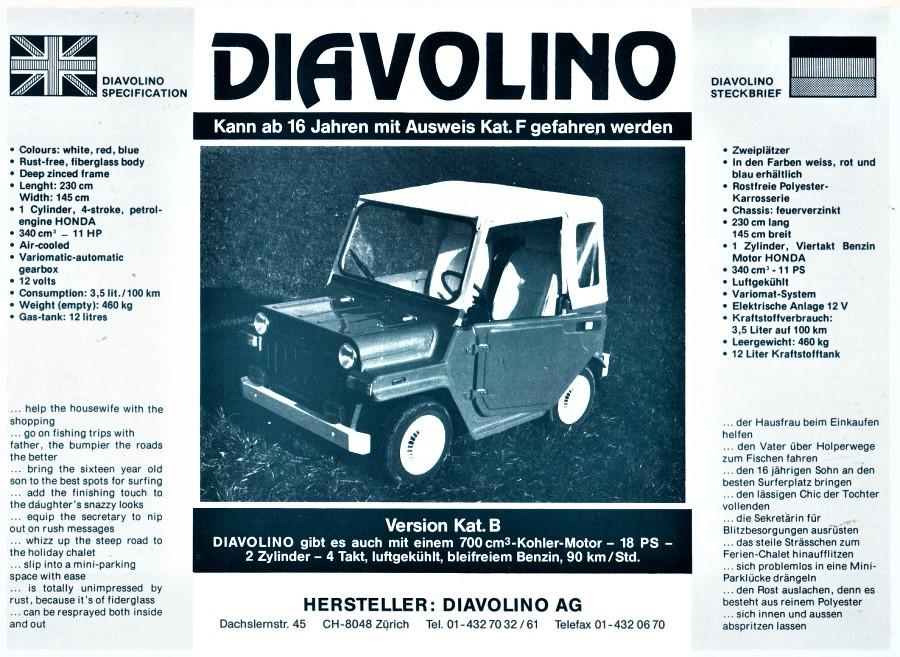 ZBR Diavolino 1984