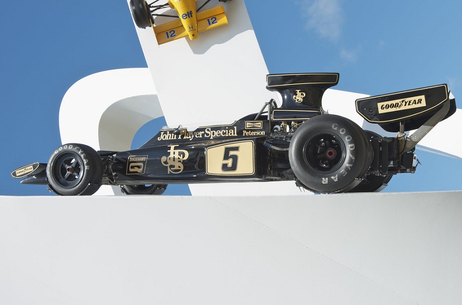 John Player Special Lotus 72 F1.