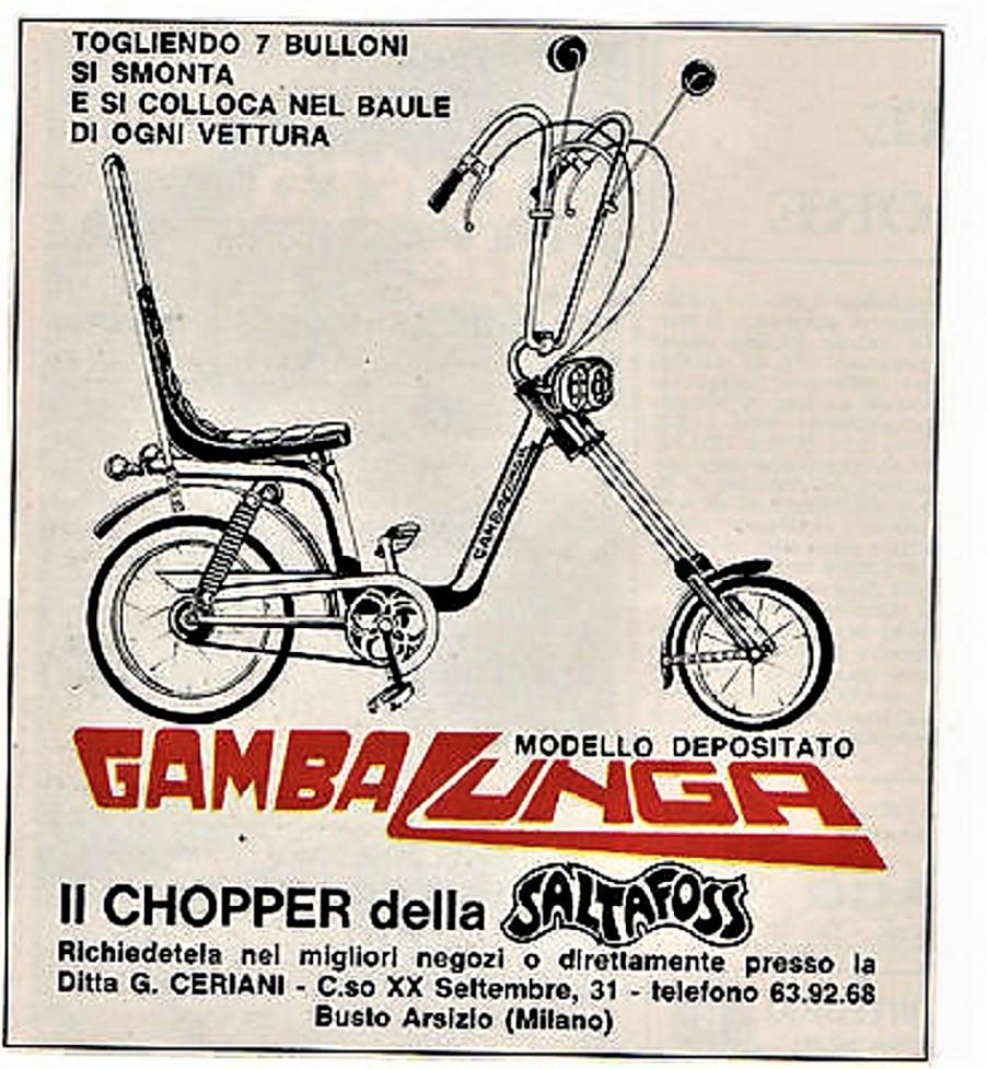 Le biciclette della mia gioventù