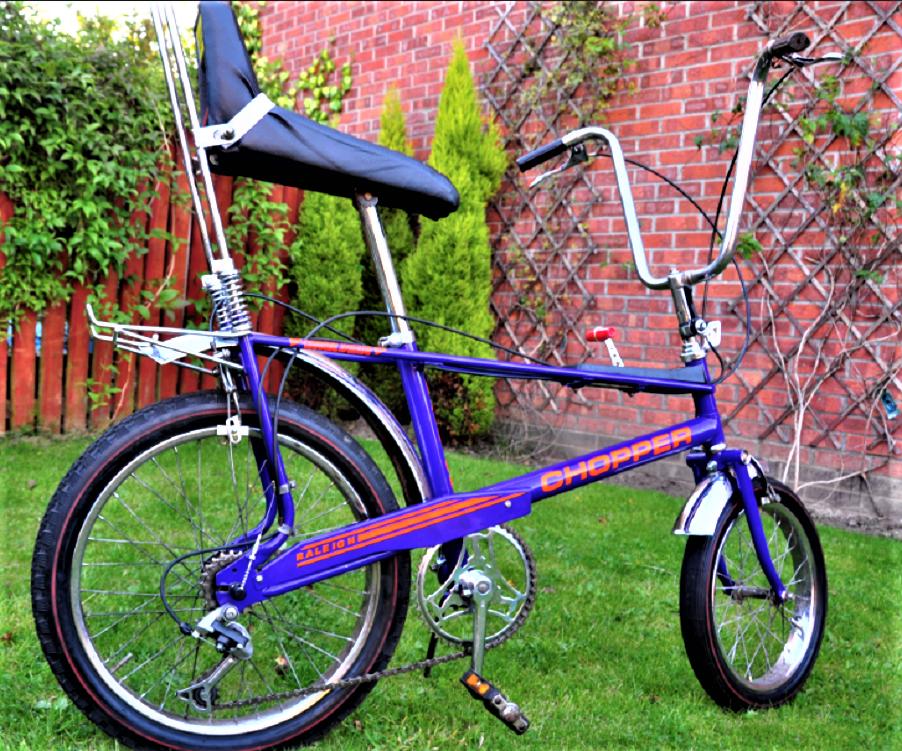 Le biciclette della mia gioventù.