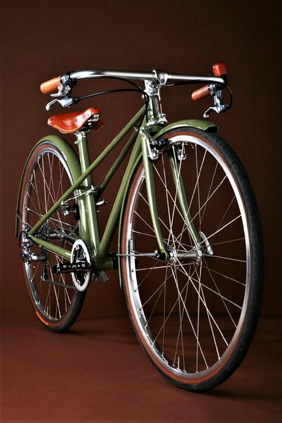Le biciclette della mia gioventù, se ne vedevano di molto belle, davvero.