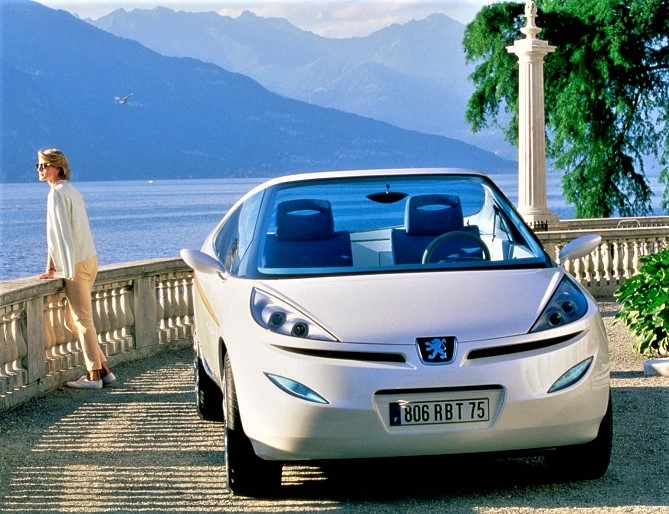 Peugeot 806 Runabout 1997