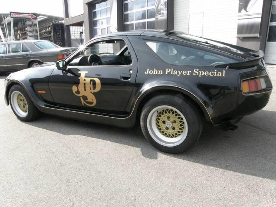 John Player Specials Porsche 928.