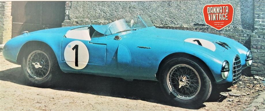 Gordini Le Mans Sport.