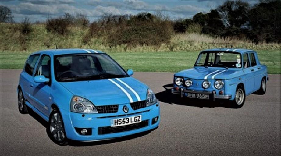 Gordini, un omaggio fattogli dalla casa automobilistica francese con questa speciale versione della Renault Clio.