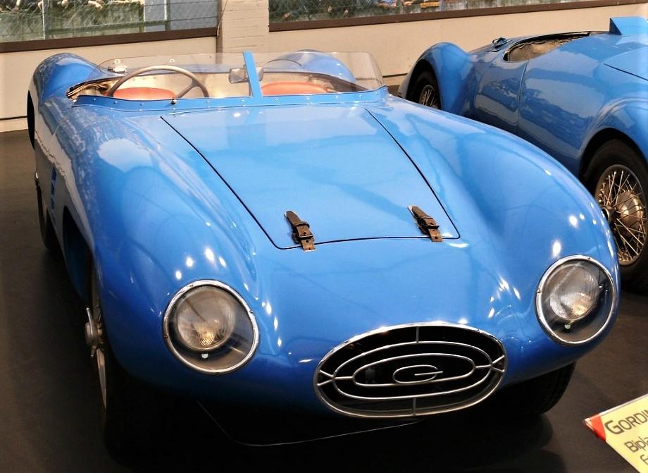 Gordini Type 26 S del 1953.