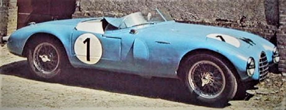 Gordini Le Mans.