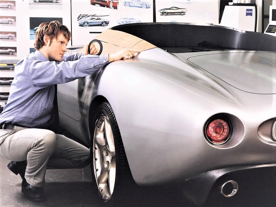 """Jaguar concept F Type, foto che mi da una certa """"emozione""""... posso ????"""