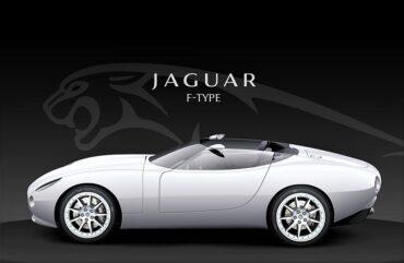 Jaguar concept F Type 4